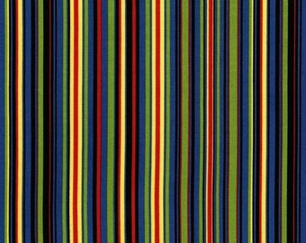 Michael Miller Fabrics - Play Stripe Retro - CX3137-RETR-D