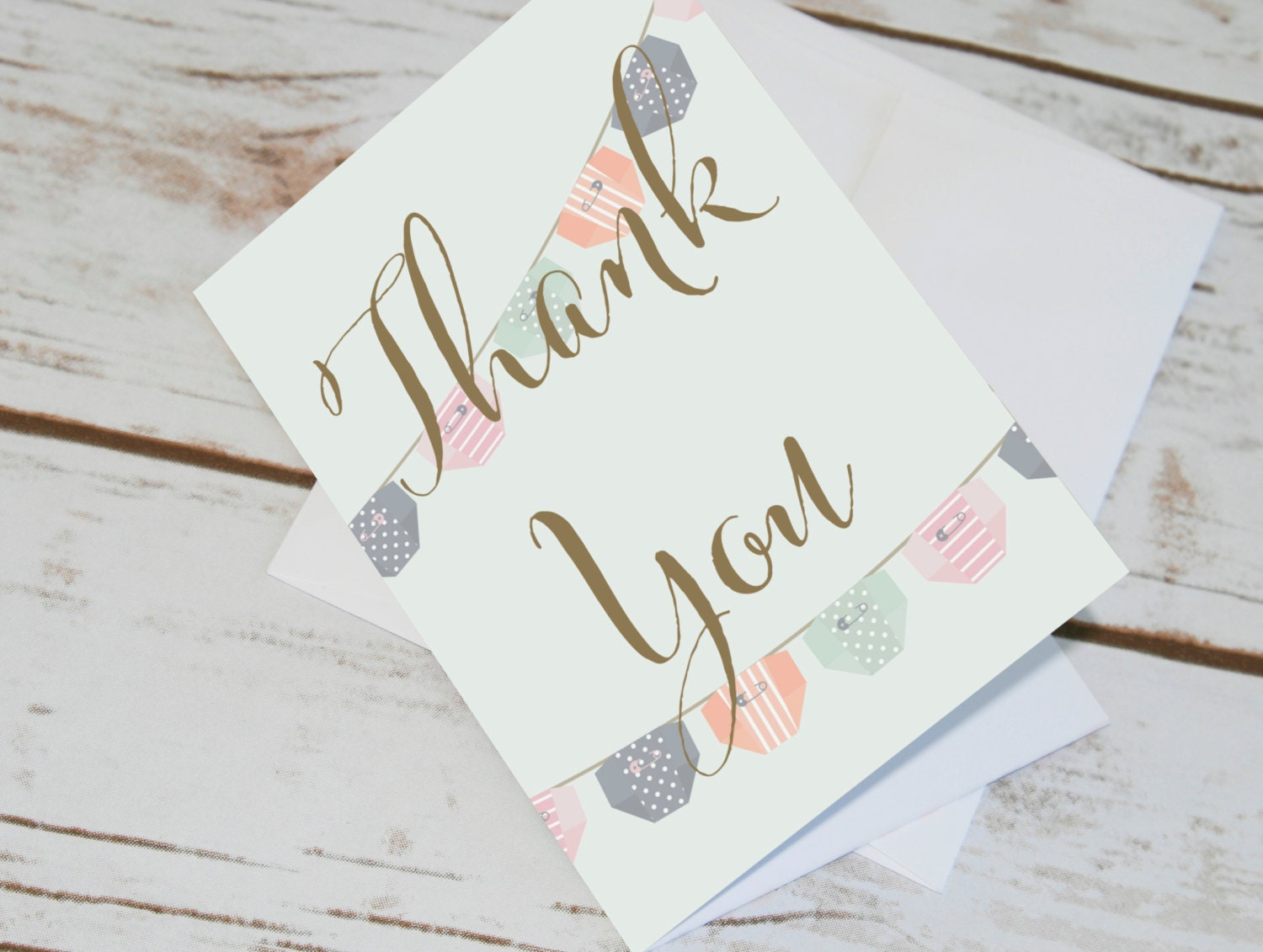 gender neutral baby shower thank you cards baby thank yous