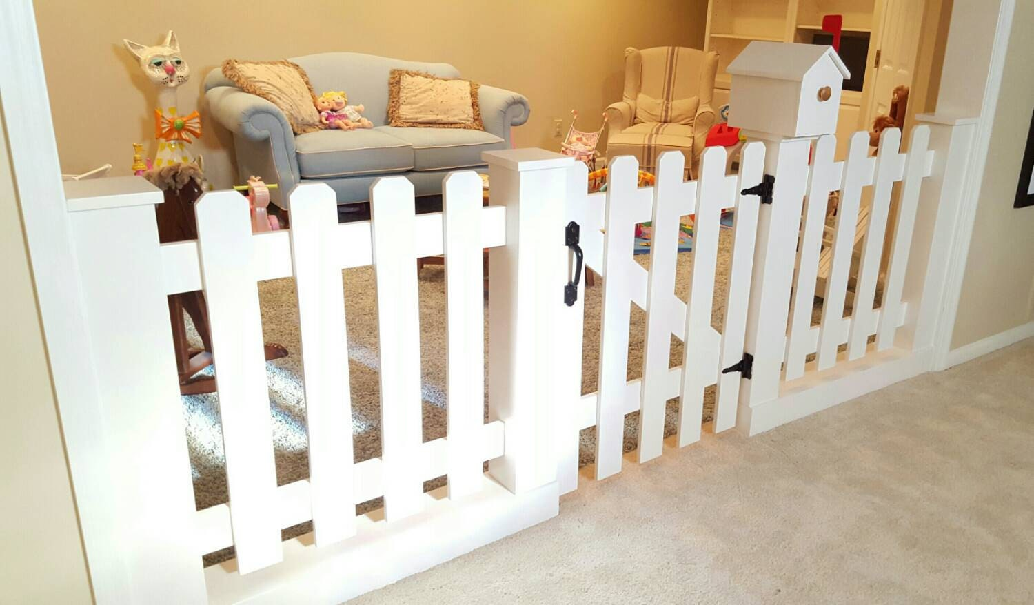 Baby Fence Deals On 1001 Blocks