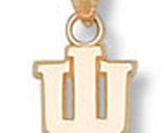 University of Indiana Hoosiers IU Pendant (JC-824)