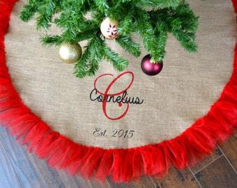 Christmas tree skirts - Etsy