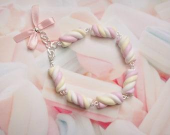 bracelet marshmallow