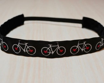Non-Slip Headband - Bike, Bicycle, Cycling