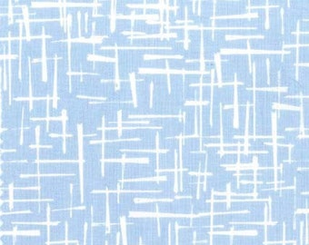 One  Yard - 1 Yard of Haystack in Sky - HOUSE OF HOPPINGTON by Violet Craft - Michael Miller Fabrics