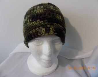 66---Childs Cammo Hat