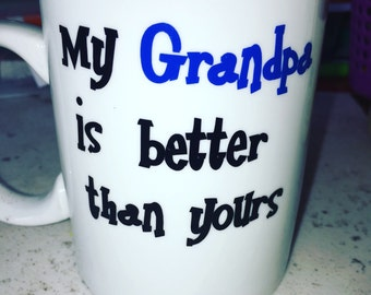 Father's Day coffee or tea mug!