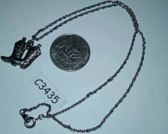 Vintage old stock necklace c3435
