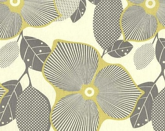 Optic Blossom in Linen (color) by Amy Butler from the Midwest Modern collection for Rowan