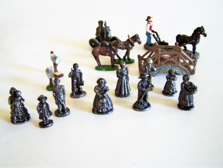 Cast Metal Toys 121