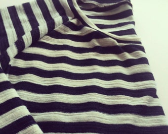 Seaside in stripes raglan, raglan, striped raglan, striped shirt, beach top, pullover top, navy stripe top, striped pullover, plus shirt