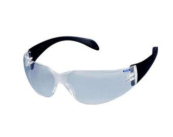 Safety Glasses Ansi Approved New Modern Design Anti-Scratch & Anti-Fog WA 600-023