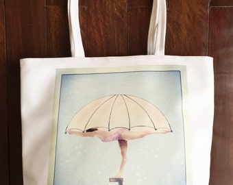 The Umbrella T Tote