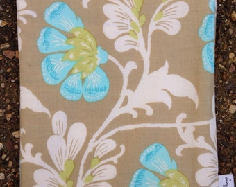 Kindle Case - Amy Butler Fabric (To fit Kindle Paperwhite, Kindle Fire or other Kindle, Kobo or Nook)