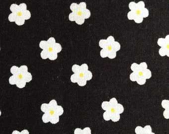 One Half Yard of Fabric - Miss Daisy Flower