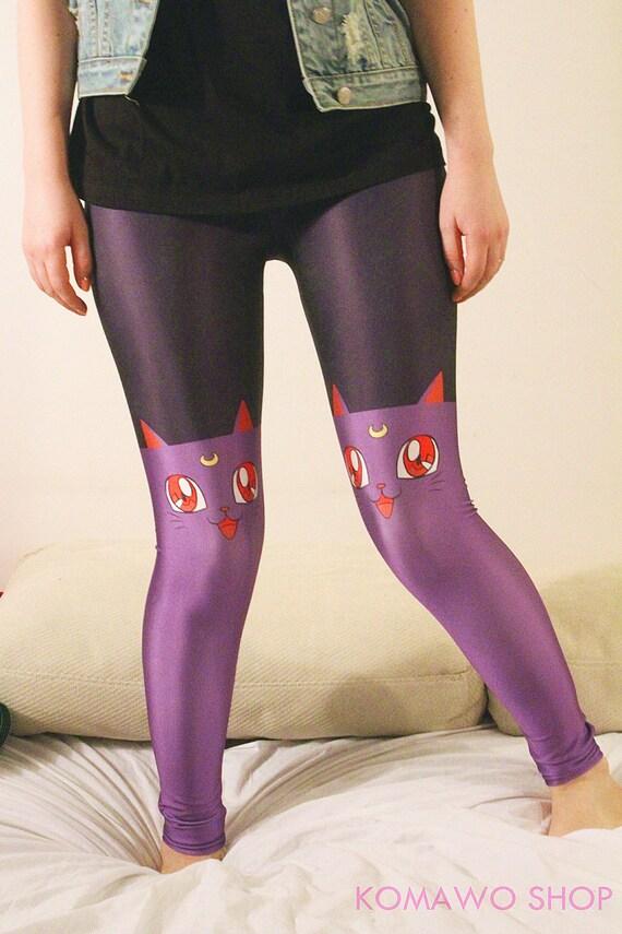 Cat Costume Leggings