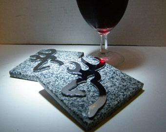 Coasters, Granite Coasters, Stone Coasters, Bar Coasters,Coaster Set