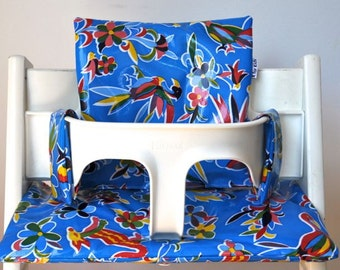 Cushion set 'Otomi Blue' for Stokke Tripp Trapp