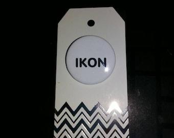 IKON KPOP 1 Inch Pinback Button
