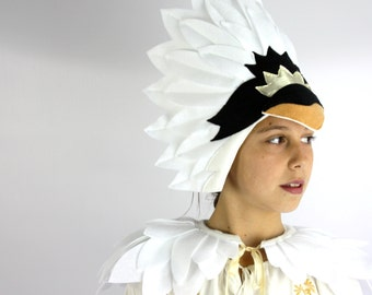 The Swan - Handmade Children's Costume