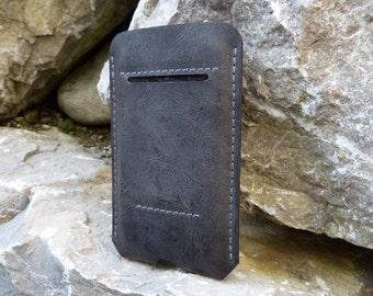 iPhone 6 (S)   6 (S) Plus FROZEN Leather Case