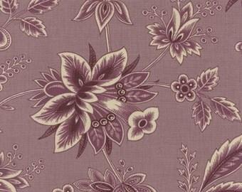 Ville Fleurie Beauvais Lavender - 1/2yd