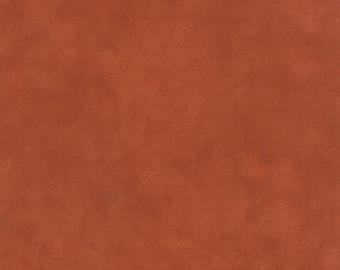 Primitive Muslin Flannel Pumpkin Orange - 1/2yd