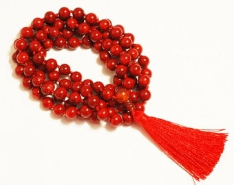 108 Pcs. Mala Bead Necklace