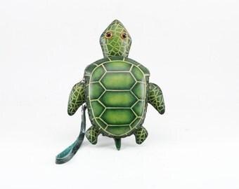 Sea Turtle Coin Purse