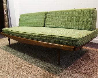 Mid Century Danish Modern Adrian Pearsall Sofa #992