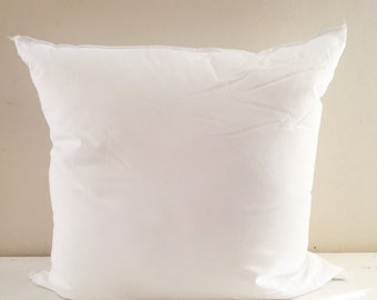 "Pillow Insert 20x20"" Synthetic Down"