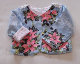 Lightweight baby jacket