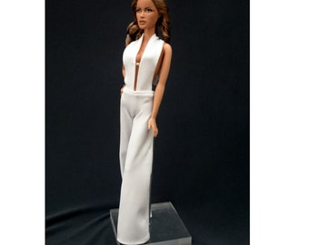 Dolls jumpsuit for Fashion royalty,,Silkstone,All barbie doll- No.022