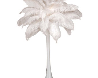 """1 - Ostrich Feathers Centerpieces w/ 23""""-25"""" Feathers and FREE SHIPPING"""