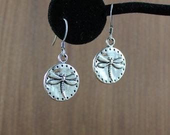 Dragonfly earrings ~ Outlander inspired