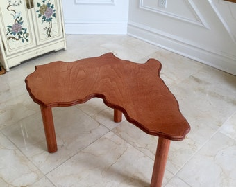 Little Africa End Table