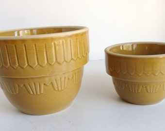 Set of Two Nesting Bowls by Americana General