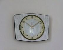 articles populaires correspondant horloge formica sur etsy. Black Bedroom Furniture Sets. Home Design Ideas