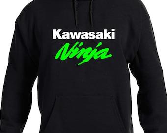 Kawasaki Ninja Hoodie