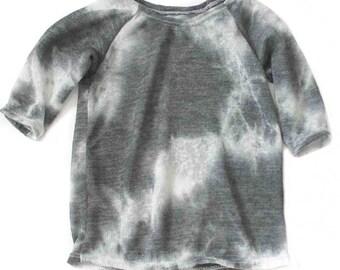 Baby Sweater Toddler Sweater Lightweight Sweater Tie Dye Sweater Slouchy Sweater Knit Baby Sweater Baby Gift Knitted Sweater Baby Clothing