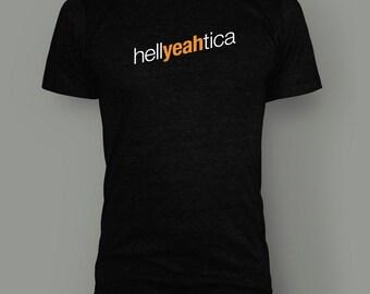 Hellyeahtica T-shirt (Ladies)