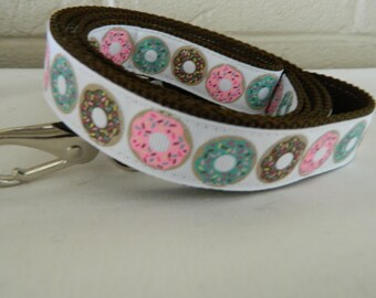 Donut Sparkle Dog Leash