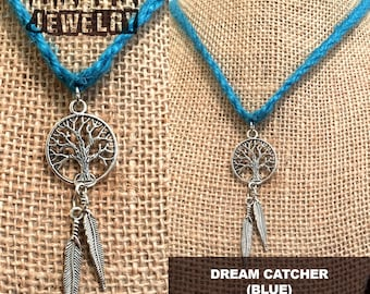 Dream Catcher (Blue) – Mtn-Kin Jewelry