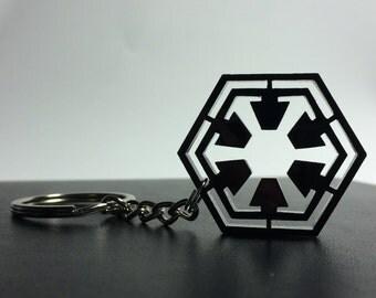 Sith Empire Logo Keychain