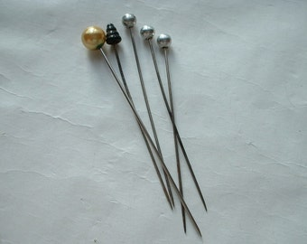Collection small hatpins
