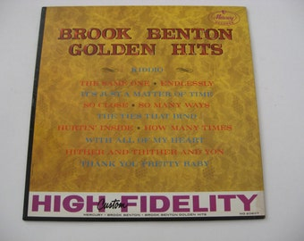 Brook Benton - Golden Hits - 1961