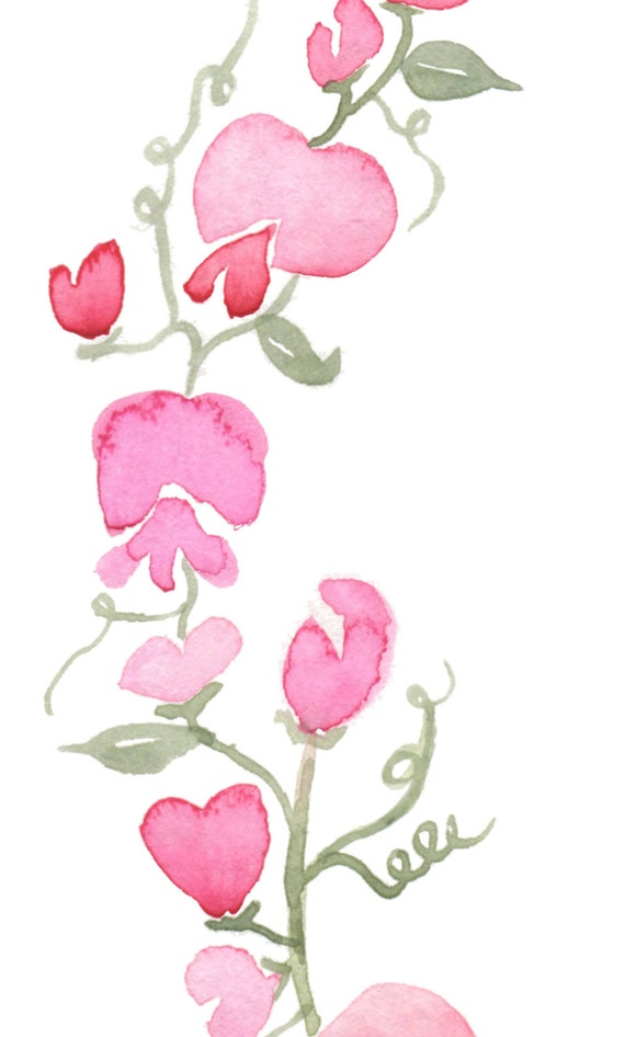 Floral Graphics Watercolor Wreath Clipart Clip Art