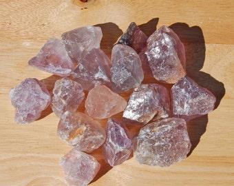 Rough Fluorite Crystal Chunk