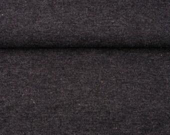 70 cm - Dark Grey Heather size rib-