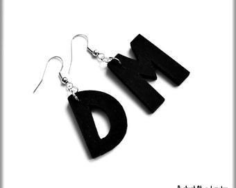 Depeche Mode Earrings DM