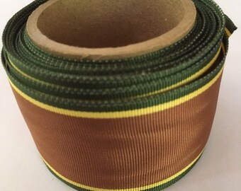 Vintage Grosgrain Ribbon